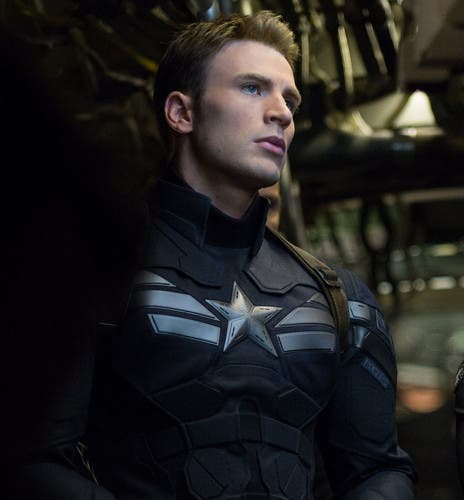 Is Chris Evans Signing Off As Captain America When In Manila