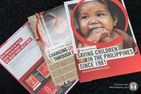 Save the Children Philippines' Projects
