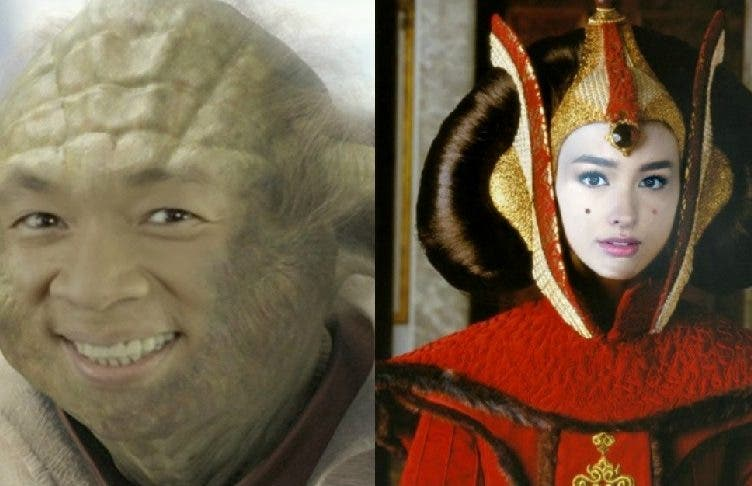 What if Star Wars Characters Were Played by Pinoy Actors?