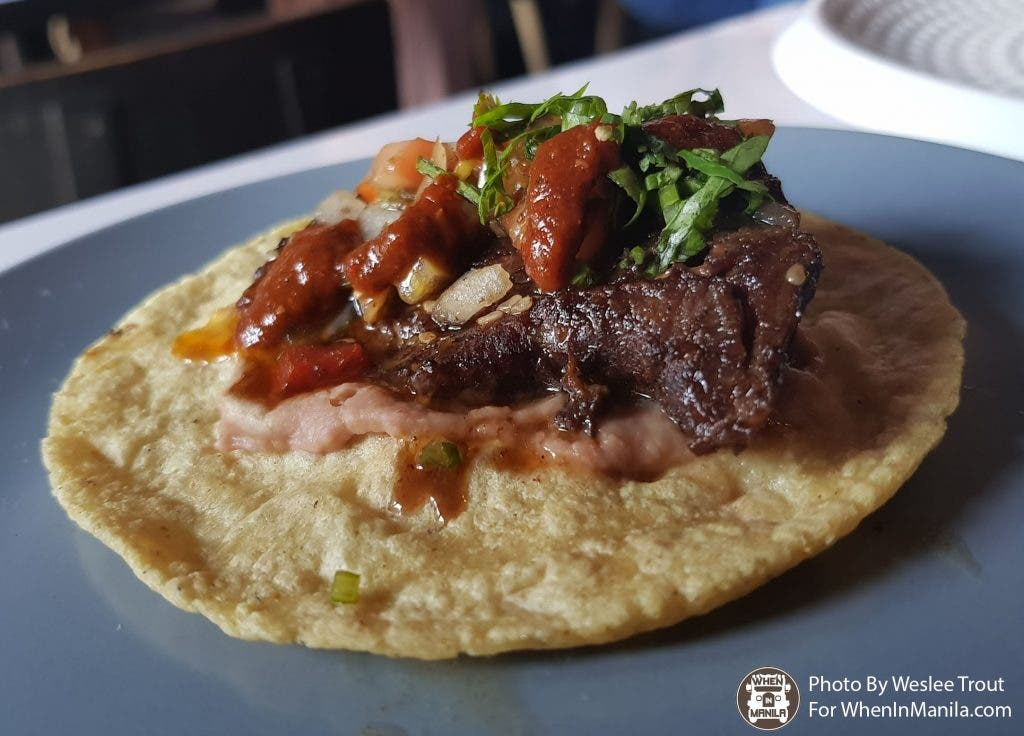 la chinesca wagyu tacos 4 Must Try Tacos in Manila