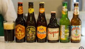 Beers offered during Unlimited Belgian Beers
