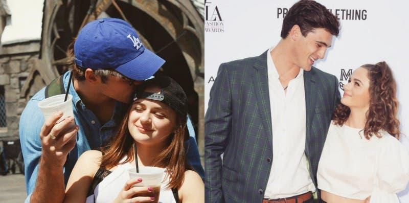 14 Cute Photos of 'The Kissing Booth' co-stars & real life