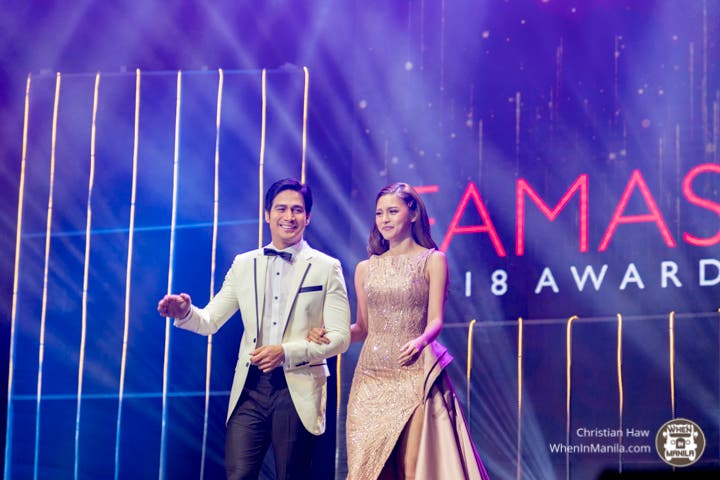 Famas 2018 best dressed