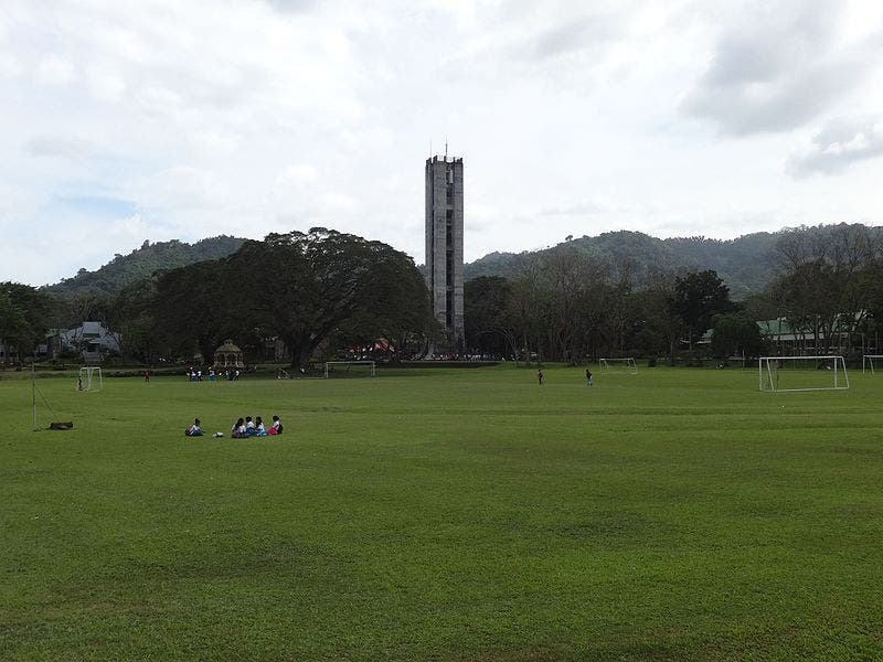 Baker Field - Freedom Park featuring the Carillon Tower
