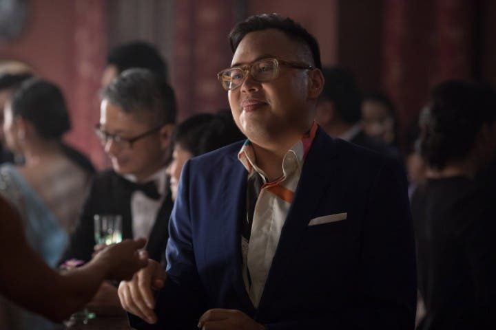 Crazy Rich Asians Fil-Am actor Nico Santos