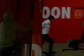 """Jervy Cordero Caught on Video: Man Tries to Break Into the Construction Site of Big """"Mystery Mall"""""""