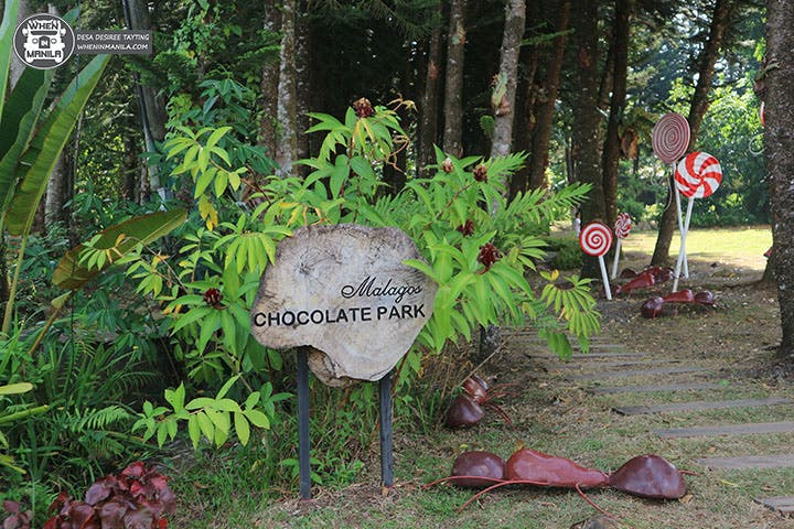 Malagos Garden Resort\'s Chocolate Spa and Museum is Like a Willy ...