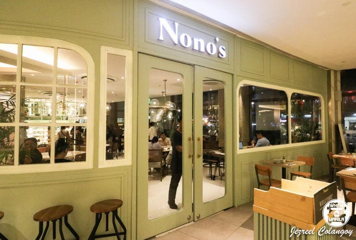 Nono's Foodie Night