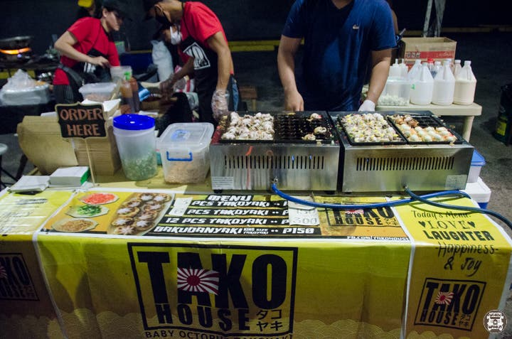 Tako house will satisfy your takoyaki cravings when in