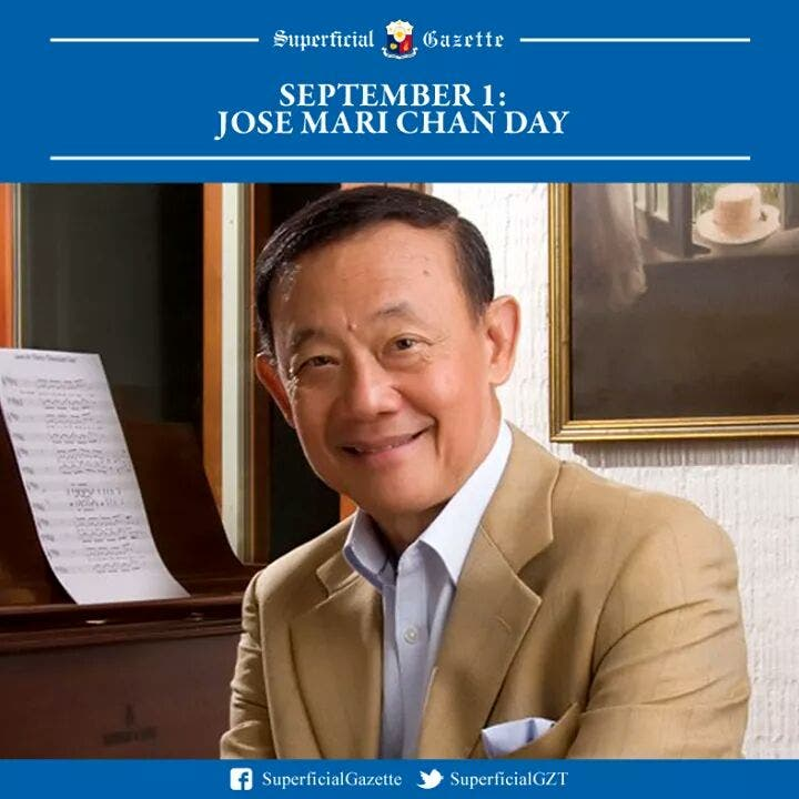 Christmas Memes Philippines.Lol Forget Santa Claus These Jose Mari Chan Memes Are