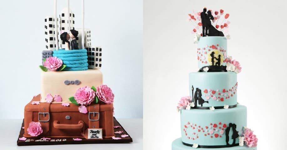 wedding cakes manila look 5 of the cutest non traditional wedding cakes we ve 24981