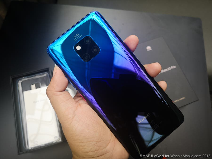 Meet the New MUST HAVE Android Smartphone: The Huawei Mate 20 Pro