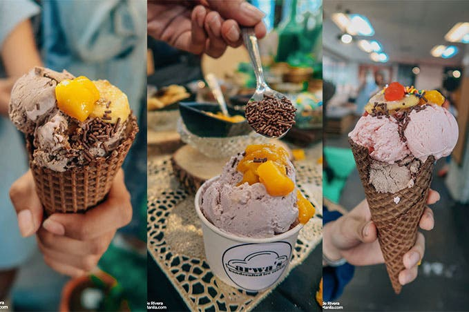 Arwa's Handcrafted Ice Cream
