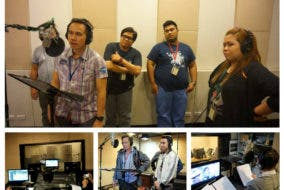 Movie dubbing for cable TV