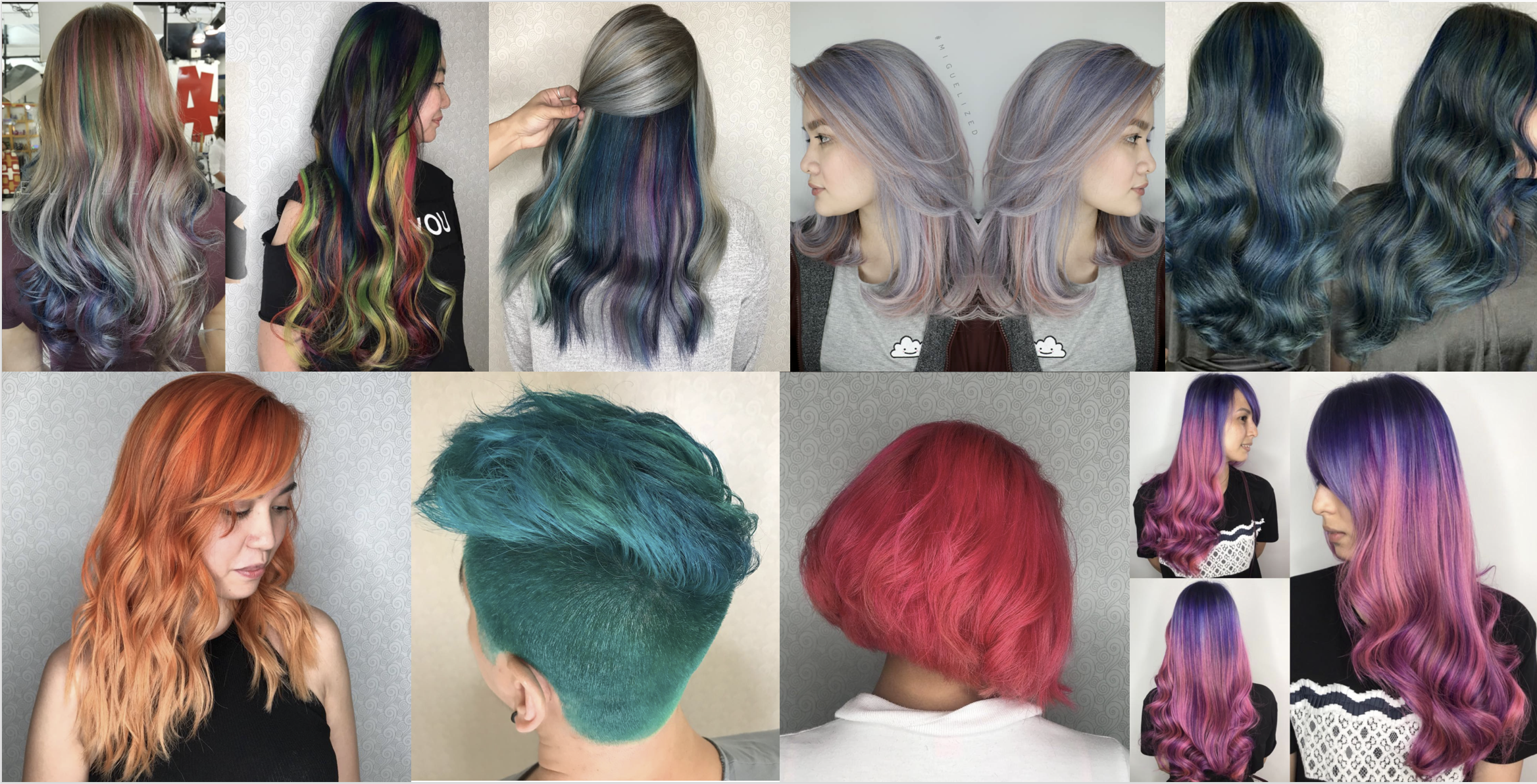 Magnificent 8 Bold New Hairstyles You Should Try When In Manila Natural Hairstyles Runnerswayorg