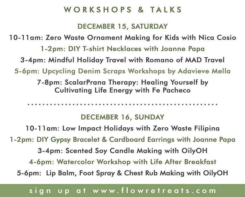 5 Tips For A Mindful And Waste Free Christmas When In Manila