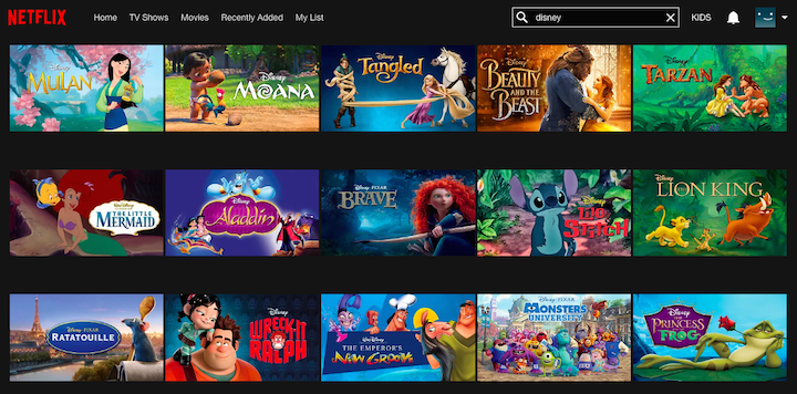 Disney And Marvel Will Begin Pulling Out Movies From Netflix In 2019