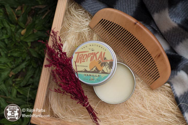 Tanaw PH Hair Pomade