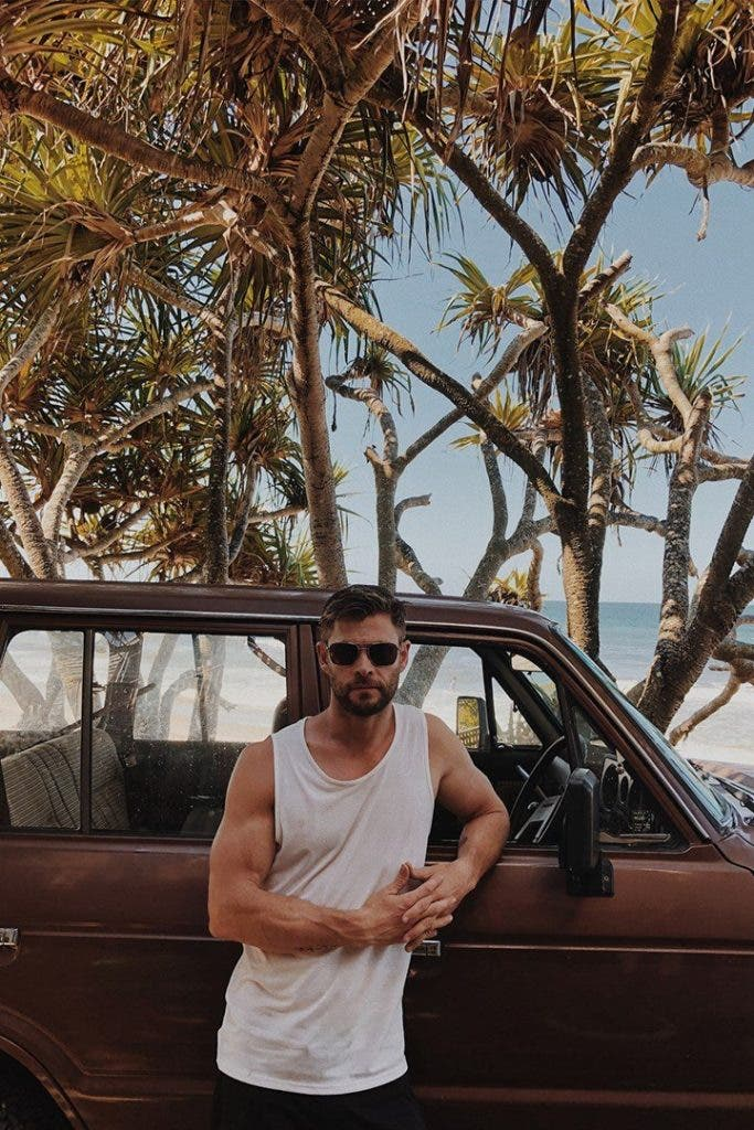 WATCH: A Day in the Life of Chris Hemsworth - When In Manila