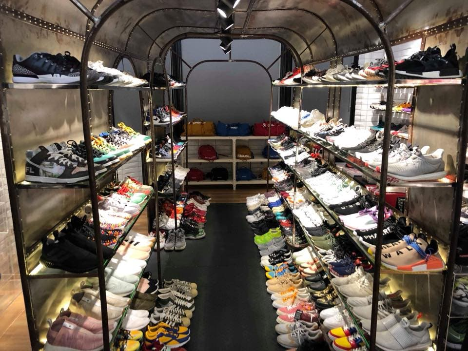 LOOK: This Guy Has More Than 700 Shoes and 1 of them is worth 1
