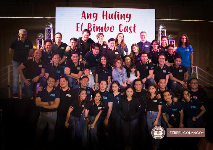 LOOK: Eraserheads musical 'Ang Huling El Bimbo' is getting a second