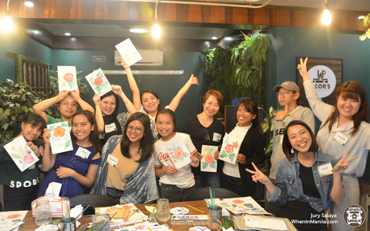 "UKIYO 11 - Ukiyo: Art Workshops Should be the Next ""Barkada"" Thing"