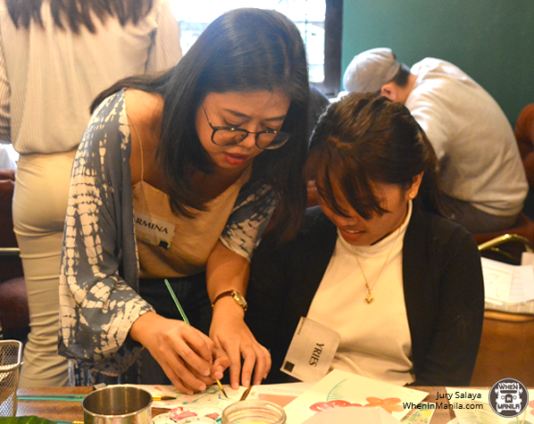"UKIYO 3 - Ukiyo: Art Workshops Should be the Next ""Barkada"" Thing"