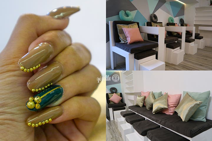 primaskin beauty nails - PrimaSkin Beauty Lounge: Make the Most of Your Pamper Day