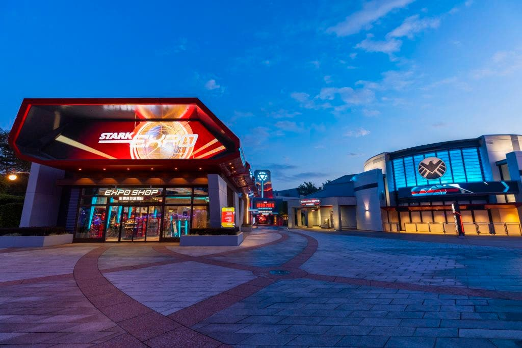 AMNTW Attraction Facade 1024x683 - Hong Kong Disneyland Opens New Attraction: Ant-Man and The Wasp: Nano Battle!
