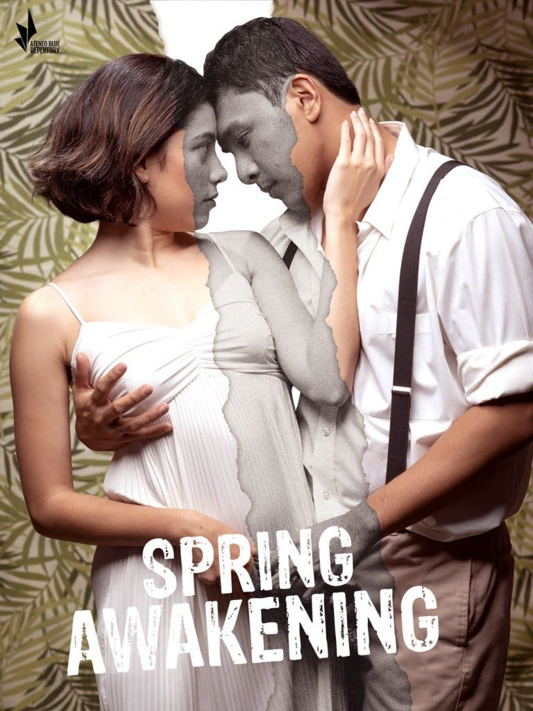 Ateneo Blue Repertory stages Spring Awakening this 2019