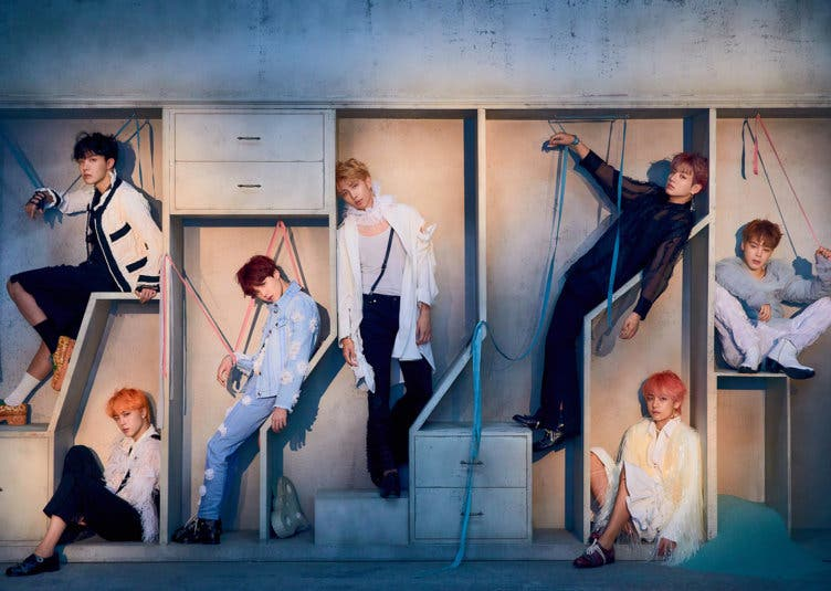 BTS sells 2.6 Million presale copies of Map of Soul Persona