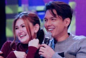 Carlo Aquino shares thoughts on working with Angelica Panganiban in the future