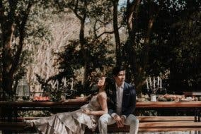 Dani Barretto and Xavi Panlilio's Rustic-themed Prenup