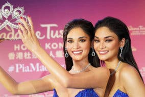 Live your Miss Universe dreams with Pia Wurtzbach wax figure