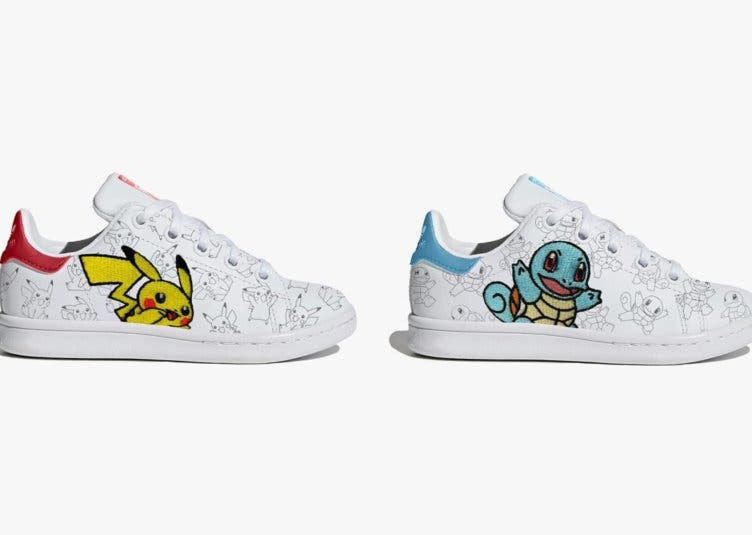 Pokemon shoes coming soon