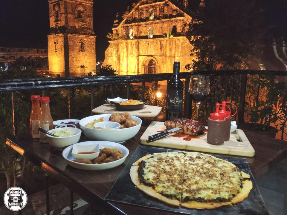 Smoke Bar Restaurant 12 - Smoke Bar + Restaurant Provides a Scenic View of Paoay Church
