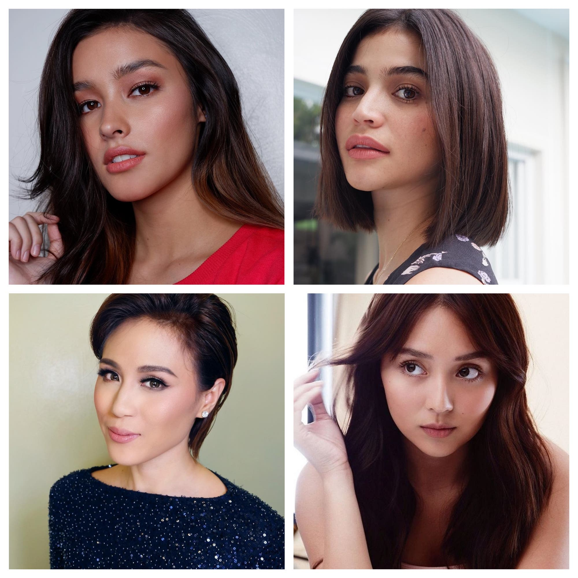 Brilliant Look Here Are 10 Filipina Celebrity Hair Pegs For Every Face Schematic Wiring Diagrams Amerangerunnerswayorg