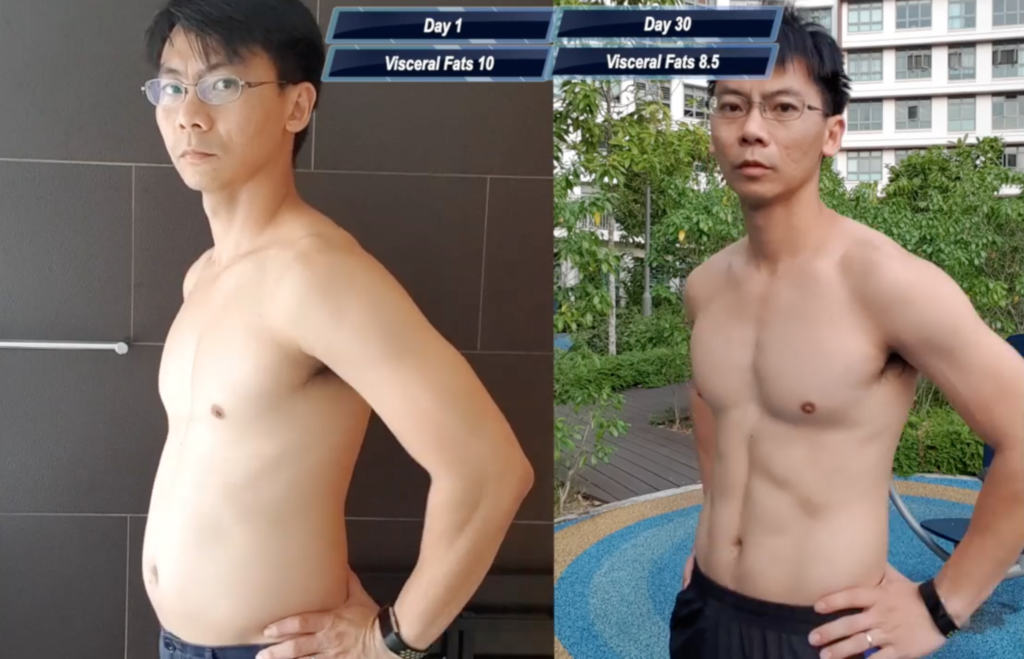 one punch man workout 2 1024x659 - LOOK: This Dude did the 'One-Punch Man' workout for a month and here's the result