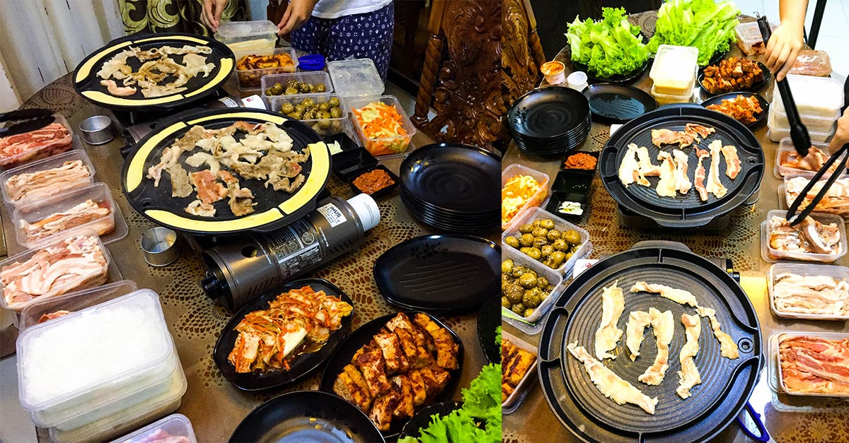 LOOK: You Can Now Get Samgyupsal Delivered To Your Home