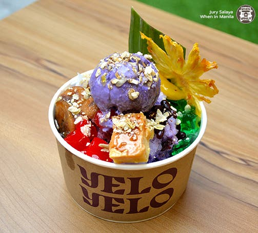 yelo yelo8 - LOOK: This Filipino Dessert Café Gives a Unique Twist on Classic Pinoy Favorites And They Are Good For Sharing at P169!