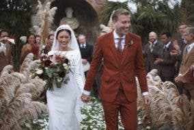 Camille Co and Joni Koro Wedding in Italy