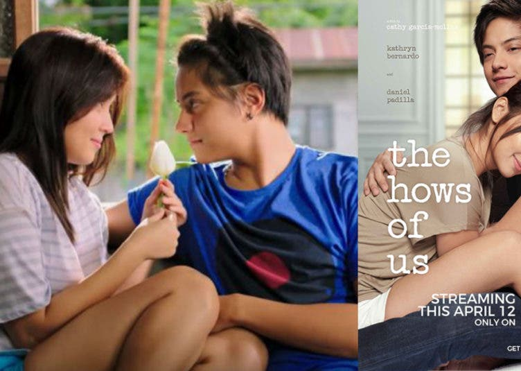 KathNiel The Hows of Us