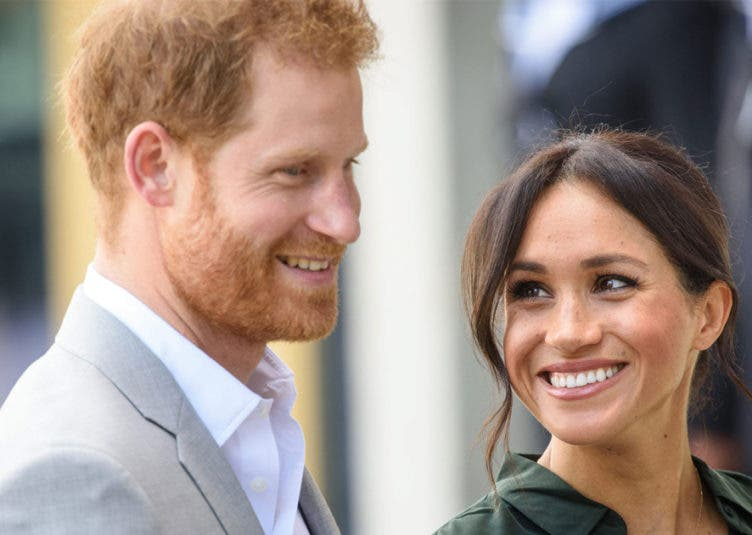 Prince Harry and Meghan Markle on Instagram