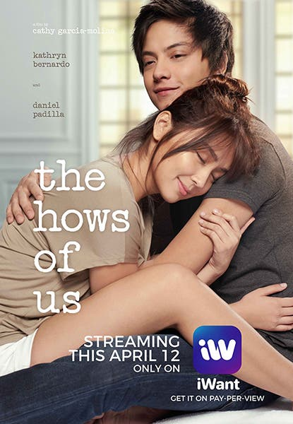 The Hows of Us on iWant