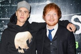 Justin Bieber and Ed Sheeran Collab