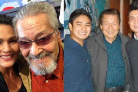 Celebs Tribute to Eddie Garcia