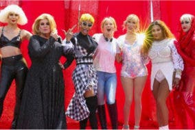 Taylor Swift and Drag Queens Music Video