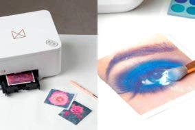 The Mink Makeup Printer