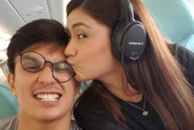 Tom Rodriguez and Carla Abellana