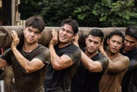 Descendants of the Sun Army Special Forces training